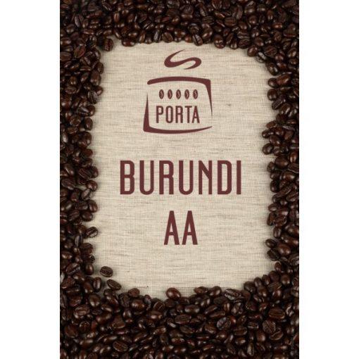 káva Burundi AA